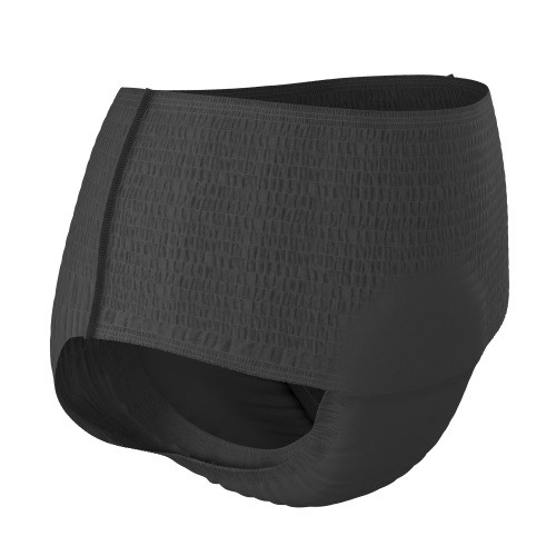 Tena Silhouette Plus Noir High waist