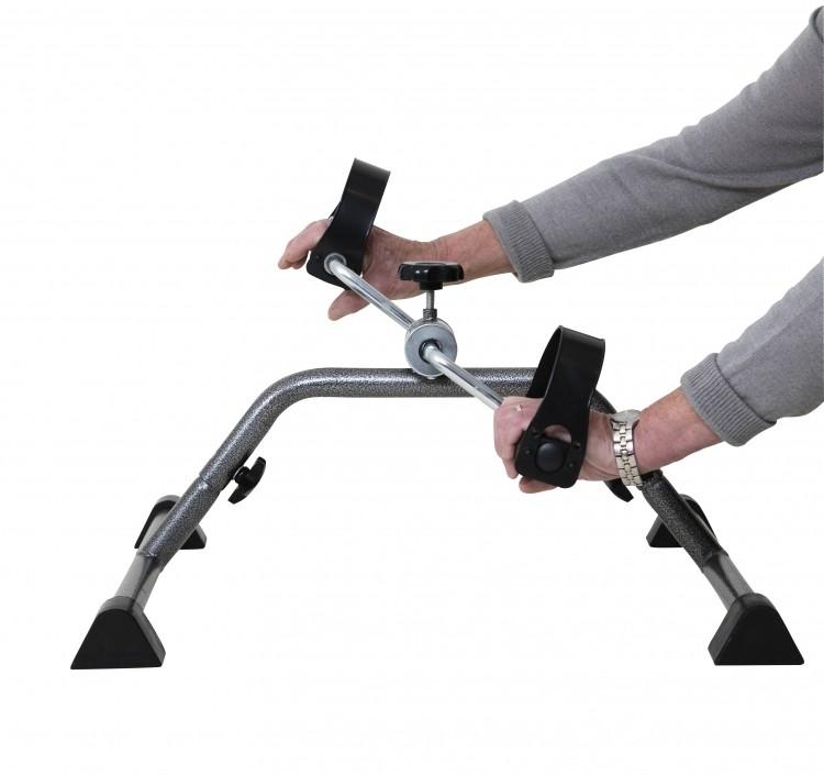 fietstrainer armen