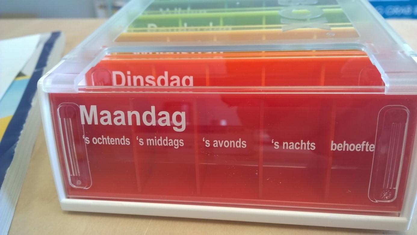 medicijndoosje ANABOX