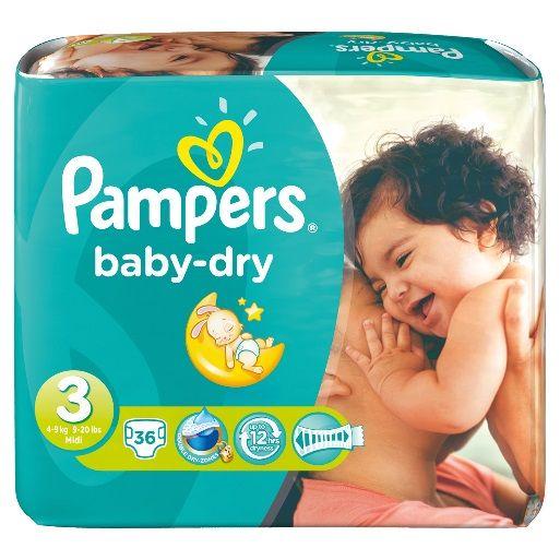incontinentiemateriaal voor baby's