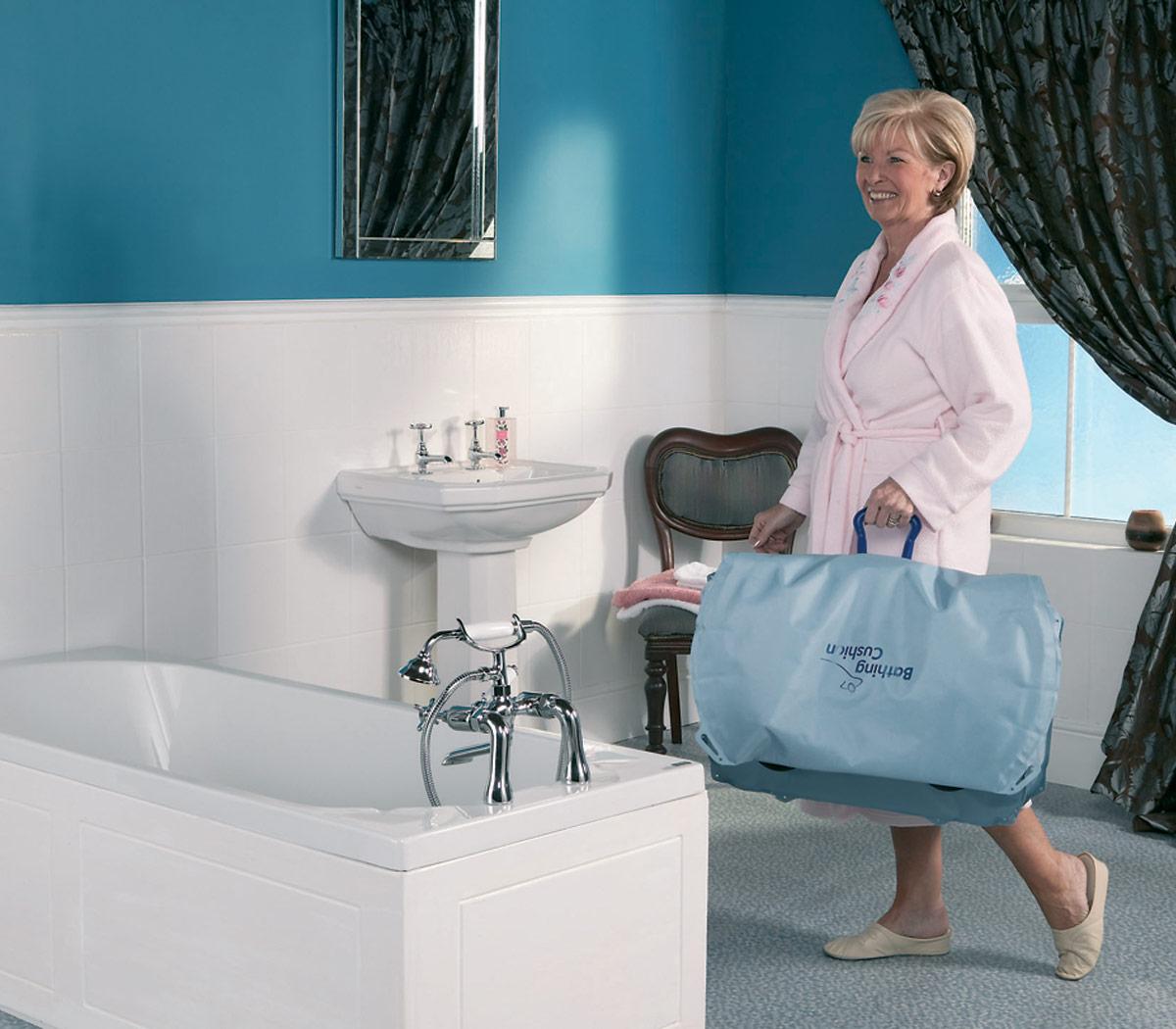 Een badlift nodig?